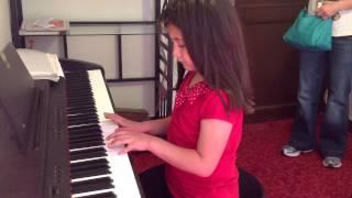 Çocuklar için piyano dersleri
