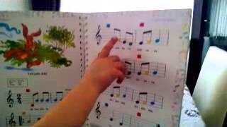 Çocuklar için müzik dersleri